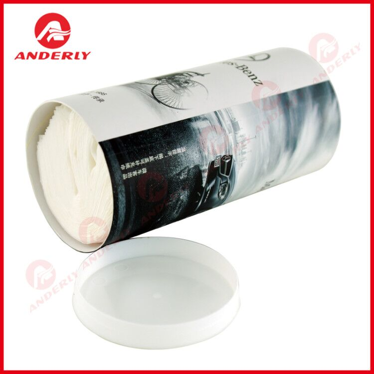 Tissue Packaging Tube