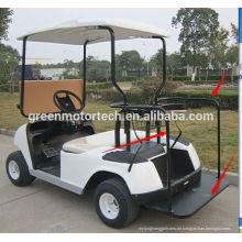 Heißer Verkauf Mini 2-Sitzer elektrische Golfwagen mit CE-Zulassung