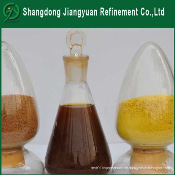 Hochwertige polymere ferric Sulfate Pfs für die Wasseraufbereitung