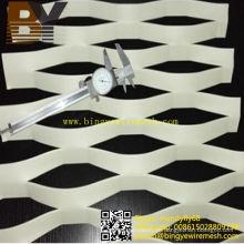 Metallic Wallpaper Aluminium erweiterte Mesh Sheet Panels