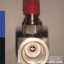 T Handle Fnpt Nadelventil Hersteller