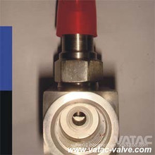 T Handle Fnpt Needle Valve Manufacturer