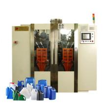 lata de plástico que faz a máquina