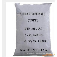 Prix usine Competive Pyrophosphate de sodium (TSPP)
