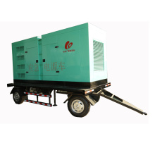 350 kW SHANHUA hot sale cummins engine silent generator set