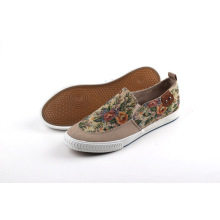 Zapatos de los hombres Ocio Comodidad Hombres Zapatos de lona Snc-0215013