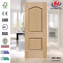 JHK-MO1 MDF / HDF Bonne conception Panneau de porte à haute qualité