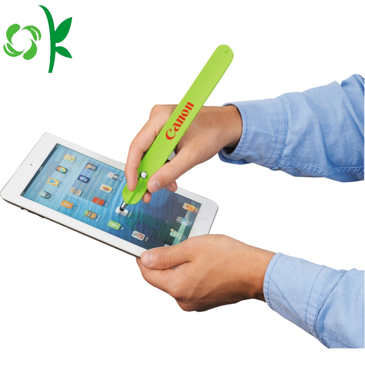 Silicone Slap Bracelet For Ipad