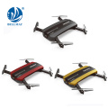 2.4GHz Pocket Selfie Foldable Phone Wifi Control RC Drone with Wifi Camera