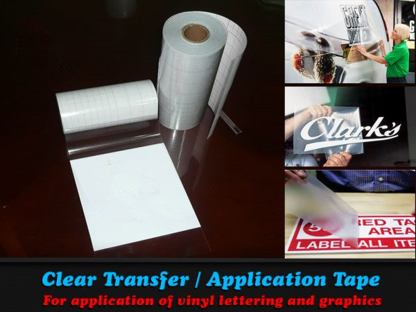 Clear-Application-tape