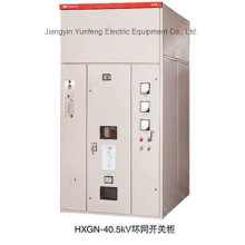 Uso en interiores AC Hv Ring Main Unit-Hxgn-40.5