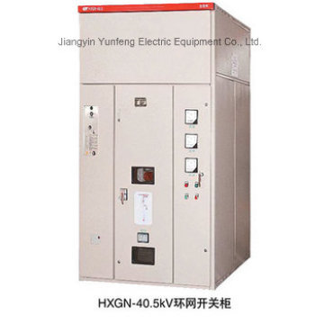 Unidad principal del anillo de la fuente de alimentación Hxgn-40.5-Metal-Clad