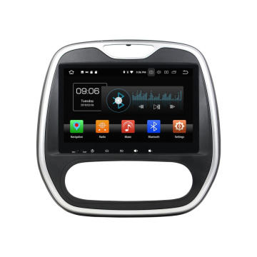 android car dvd gps สำหรับ Capture MT 2016