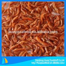 Fornecer todos os tamanhos de alta qualidade congelados camarão seco