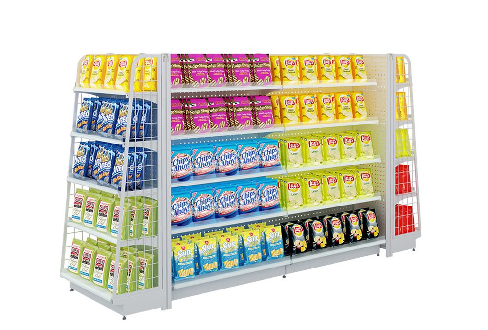 Rak Display Store Convenience Store