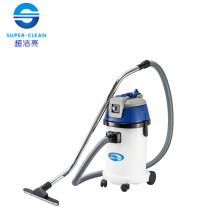 30L Wet and Dry Vacuum Cleaner with Plastic Tank