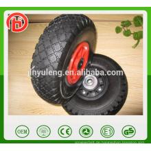 3.00-4 (260X85) Pneumatisches Gummirad für den Wagen