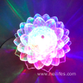 Rotary LED light gift