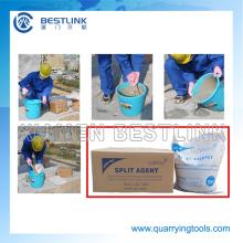 Bestlink Splitstar Non Explosive Silence Stone Blast Expansive Cement