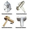 elementos de hardware utilizados en la construcción