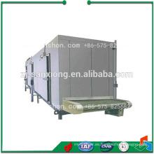 Congelador del túnel de IQF de China