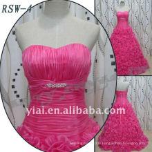 Robe de mariée en ligne 2016 Robe de soirée rose
