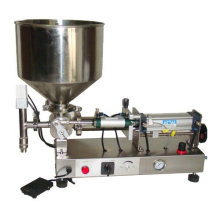 Pneumatic Liquid and Cream Filling Machine (semi-automatic)