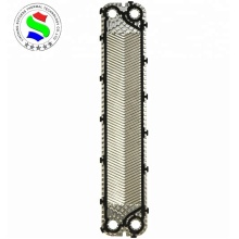 Marine heat exchanger 0.5mm ss304 high-theta plate S8A