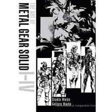 impressão de capa dura de quadrinhos