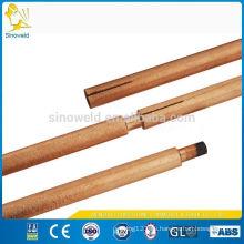 El mismo tipo para el alambre de aluminio antiguo de la soldadura del núcleo del flujo