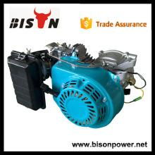 BISON CHINA TaiZhou 2.5hp бензиновый двигатель с подвесным двигателем в Китае с воздушным охлаждением бензиновый двигатель