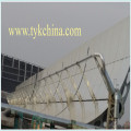Colector solar del tubo de calor de la eficacia alta modificado para requisitos particulares