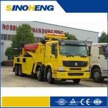 Veículo pesado do salvamento da estrada da recuperação de Sinotruk HOWO