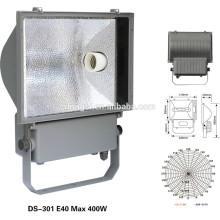400W Metallhalogenid SQUARE Omni Flood LED-Licht