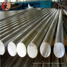 Le fabricant de cible de pulvérisation de barre d'alliage de molybdène de haute densité de 99.95% molaire