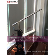 Stainless Steel Lever Knife Gate Valve