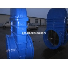DN50 to DN1200mm ductile iron resilient seated gate valve