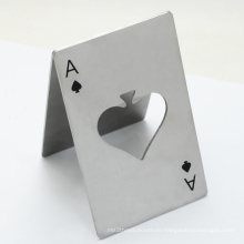 Cheap Custom Ace Card Bottle Opener, Ace Of Spades Bottle Opener