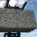 ISO calidad Gavión caja caliente venta cestas/alta calidad Gavión caja de Gabion /