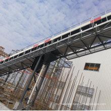 Ske Long-Distance High Temperature/ Low Temperature Belt Conveyor Price