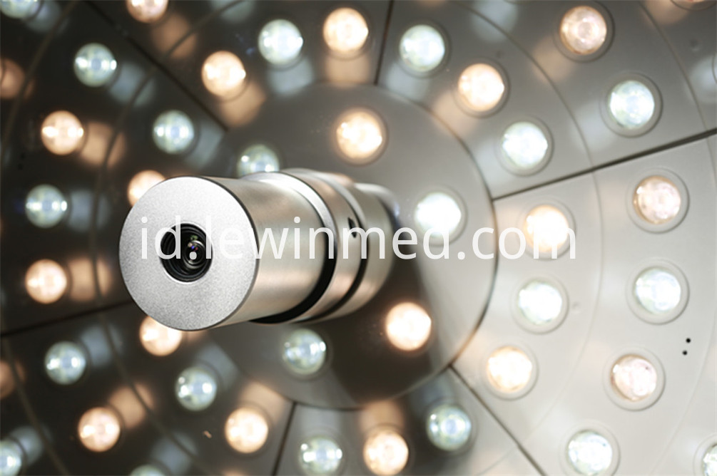 HD camera system led lamp