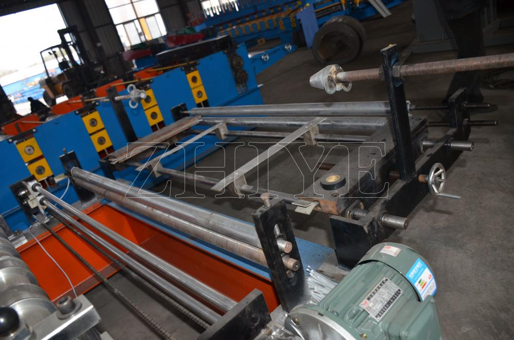CE Standard Glazed Roofing Tile Forming Machine