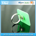 umweltfreundliche Produkte Telefon Auto Stand zu fördern Logo