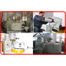 PVC Plastic Hot or Cold Blender Machine