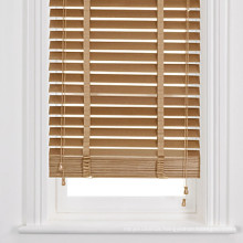 35mm 50mm Basswood Blinds Components