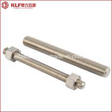 Болты для шпилек ASTM A193 B8 Ss304 Ss316