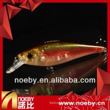 Wholesale good quality plastic fishing lure plastic fishing
