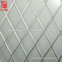 Aluminium diamond mesh (from factory)