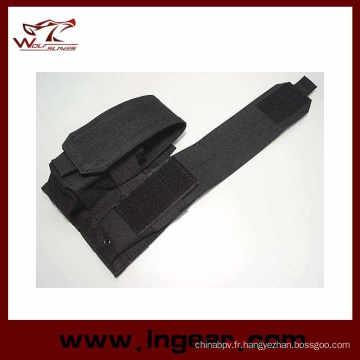 Étui à chargeur Double M4 Tactical Airsoft Molle pour Mag sac