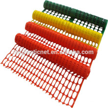 Barrera de barrera de plástico estabilizado UV con alto rendimiento y durabilidad en uso